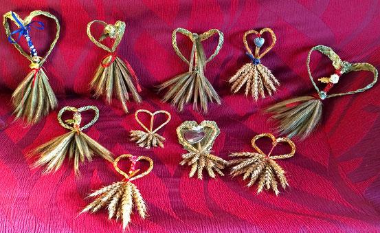 """Productie van de workshop """"Hartjes vlechten voor Valentijn"""""""