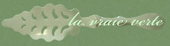 """Blog consacré à """"La vraie verte"""" (en anglais)"""