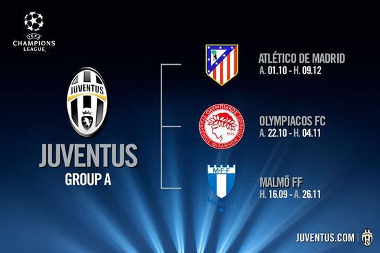 Partite Champions Calendario.Champions League 2014 2015 Home Juventino1984 Official