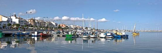 Bild: Hafen von Cambrils