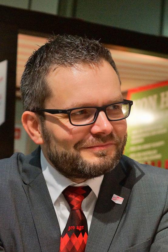 Dennis Kummer -pro agro - Fachbereich Land- und Naturtourismus