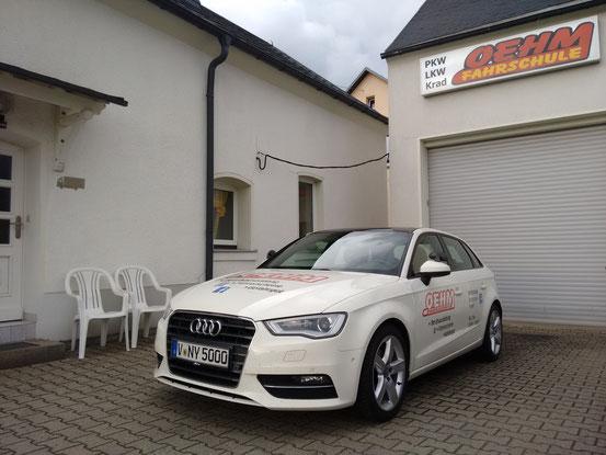 Audi A3 Sportback 09/2014