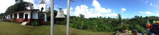 Kirche in Ngiwal