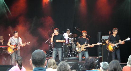 Live am Spittelfest Bern - die Schmezerband im Sommer 2012