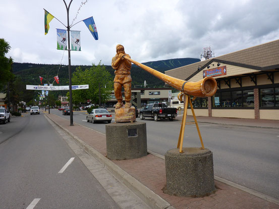 Alpenman in Smithers