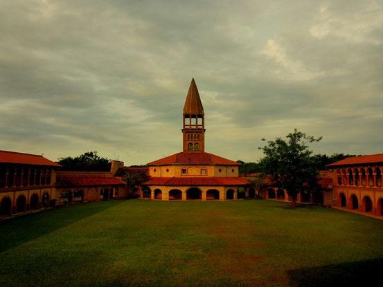 Klosterhotel Marialena - wie im Mittelalter gebaut