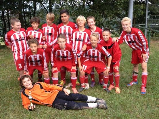 C - Jugend Saison 2012/13 - August 2012