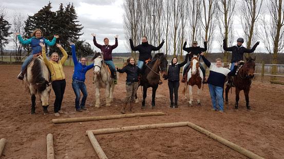 Tageskurs; Ghost Rider Ranch in Erligheim