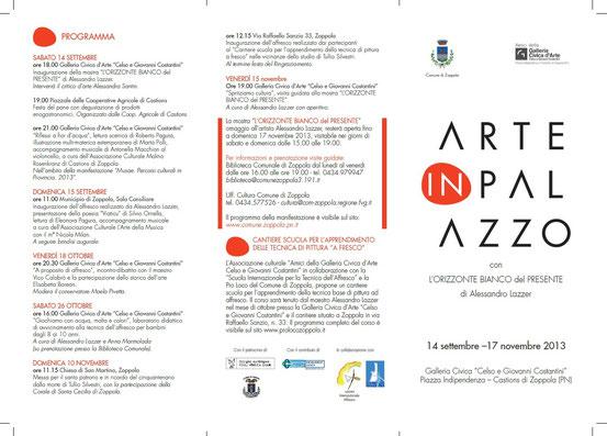 galleria civica Zoppola
