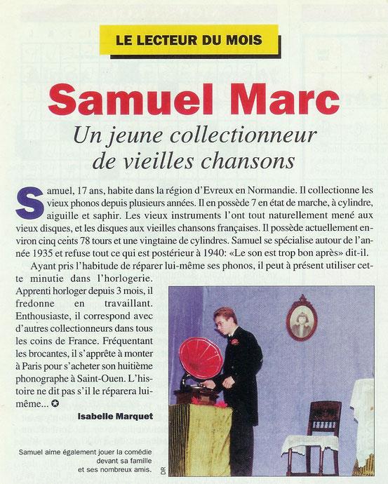 Bleu-Magazine N°14 - Janvier 1995