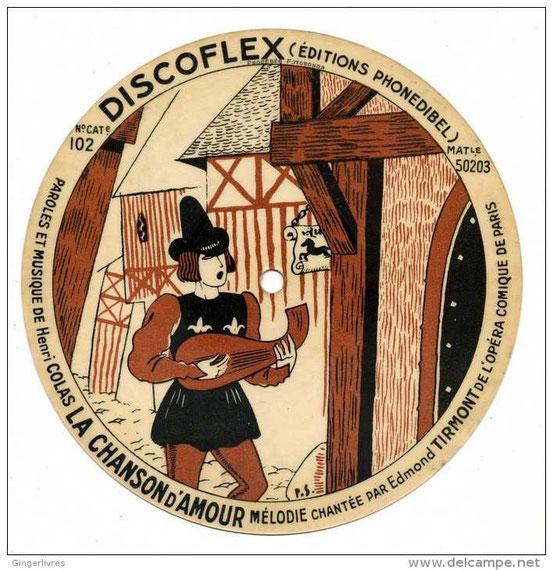 Image trouvée sur le site Delcampe.