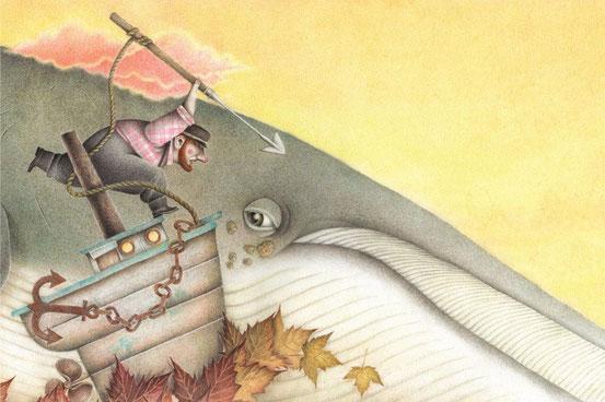 Охотник и кит