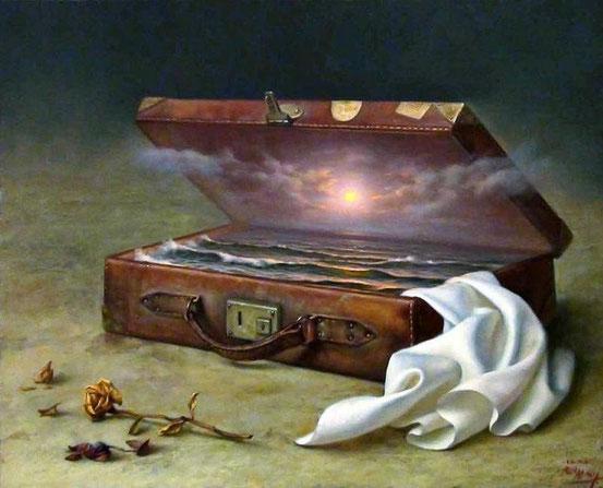 Магический реализм Алекса Алемати