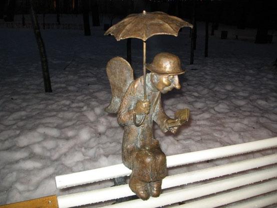 Куклы Романа Шустрова