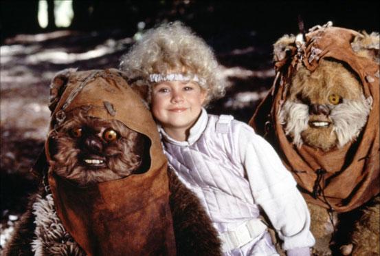 Dossier Nostalgie / Horreur : Les Ewoks