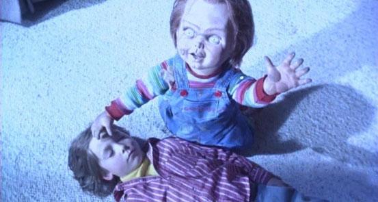 Chucky - Jeu d'Enfant  de Tom Holland - 1988 / Horreur - Slasher
