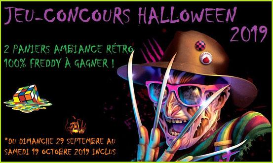 Jeu-Concours Halloween 2019