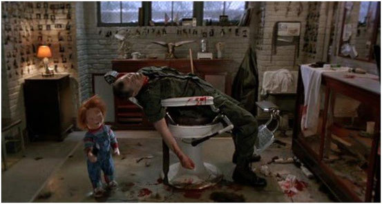 Chucky 3 de Jack Bender - 1991 / Horreur- Slasher