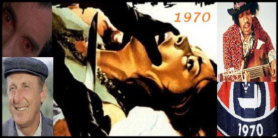 Horror Nostalgie - dossier sur l'année 1970
