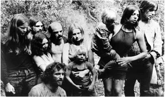 Charles Manson & La Manson Family - Biographie Serial Killer