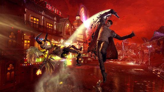 DMC - Devil May Cry - Test jeu-vidéo sur PS3