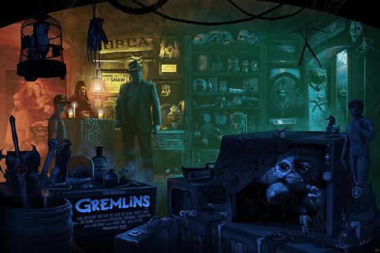 GREMLINS - ILS VONT REVENIR EN SÉRIE TV !