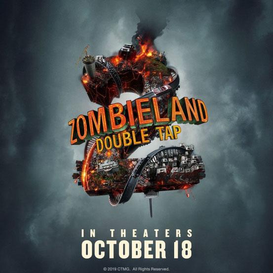 Retour à Zombieland : un premier poster et une date de sortie !