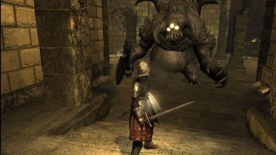 Test du jeu-vidéo Demon's Souls sur PS3