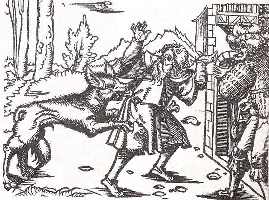La Sorcière Catherine Rabatiau - Mythes & Légendes Urbaines