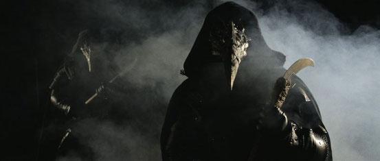 Les Corbeaux-Moqueurs / Mythes