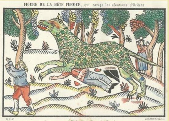 La Bête d'Orléans - Mythes & Légendes Urbaines