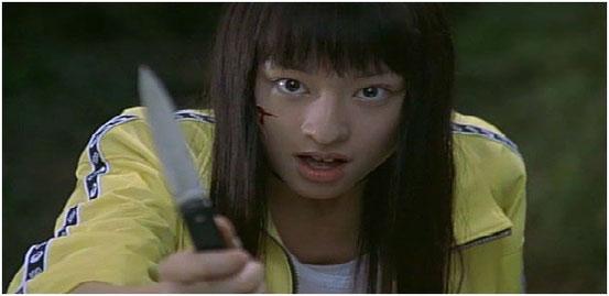 Battle Royale de Kinji Fukasaku - 2000