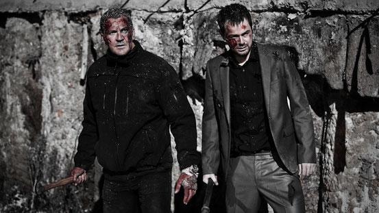 Human Contagion de Mark McQueen - 2010 / Horreur