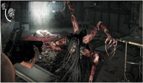 Test du jeu The Evil Within sur PS4