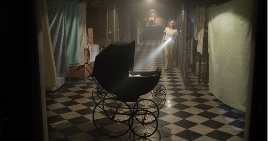 Annabelle de John R. Leonetti - 2014