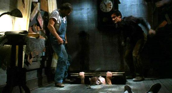Evil Dead 2 de Sam Raimi - 1987 / Horreur - Gore