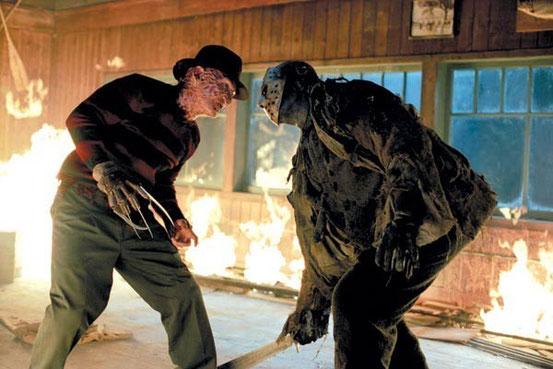 Freddy Contre Jason de Ronny Yu - 2003 / Horreur