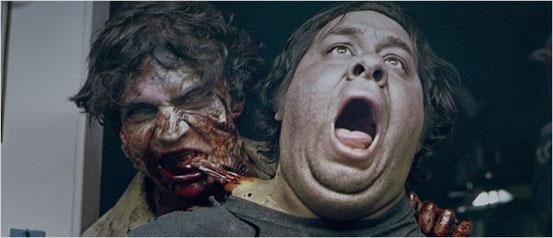 Zombie Hunter de Kevin King - 2013 / Horreur