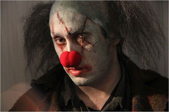 Dark Clown / Stitches de Conor McMahon - 2012 / Horreur - Slasher