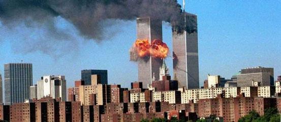 Théorie du complot : les attentats du 11 septembre 2001