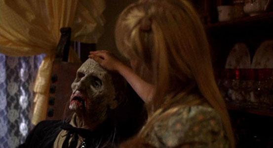 Massacre à La Tronçonneuse 3 - Leatherface de Jeff Burr - 1990 /Horreur -Survival