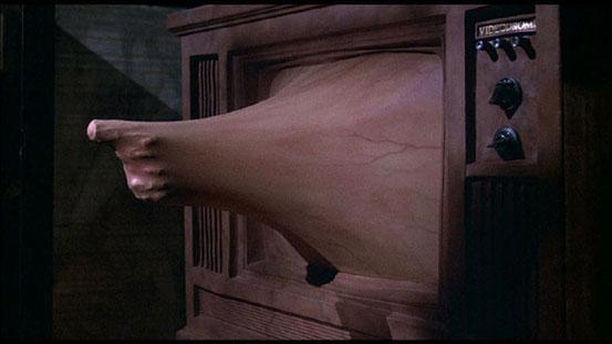 Videodrome de David Cronenberg - 1983 / Horreur