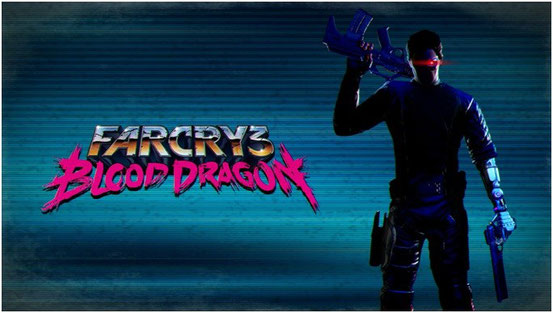 Test Far Cry 3 - Blood Dragon sur PS3