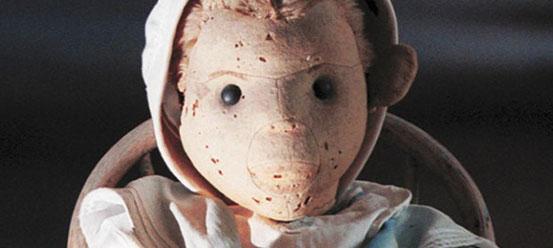La poupée Robert - mythes & légendes urbaines