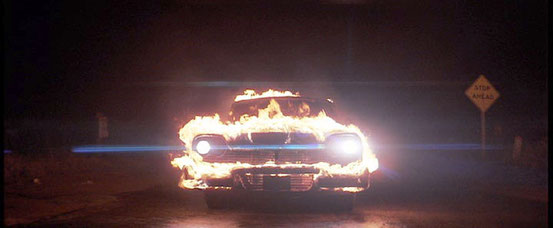 Christine de John Carpenter - 1983 / Horreur - Fantastique