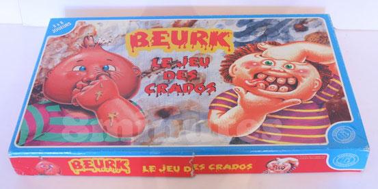 Dossier Horror / Nostalgie - Les Crados : le jeu de société