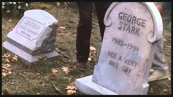 La Part des Ténèbres de George A. Romero - 1993 / Horreur