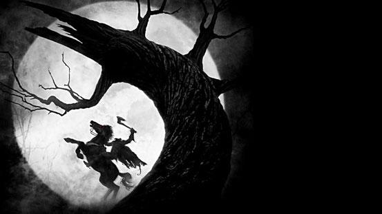 Le Cavalier Sans Tête - Personnage Mythique de l'univers Horrifique