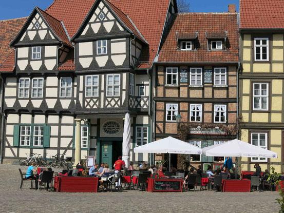 Café Vincent Quedlinburg