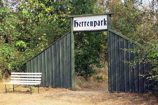 Jungborn, Herrenpark